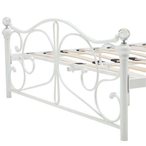 Size Metal Bed Frame For Headboard And Footboard by New Size Metal Bed Frame Headboard Footboard Bedroom