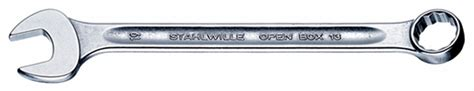 Stahlwille 13 Combination Spanners Open Box 11mm stahlwille open box combination spanners