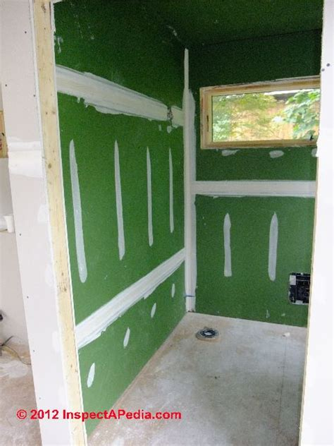 should i use green board in bathroom how to install drywall how to hang tape quot sheetrock