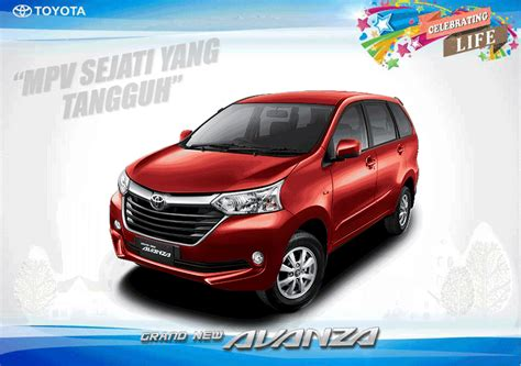 Grand New Avanza G Manual 1 3 perbedaan toyota grand new avanza e dan g toyota astra