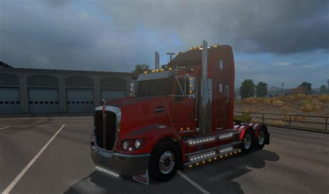 kenworth t kenworth t 609 truck v23 03 18 ats mod truck