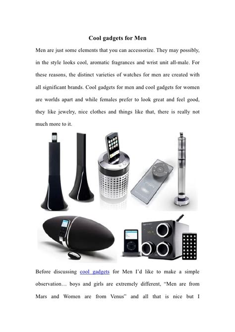 cool gadgets for home cool gadgets for