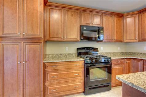 Mocha Maple Cabinets by Premium Mocha Maple