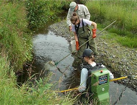 the alaska freshwater fish inventory program alaska department of fish and