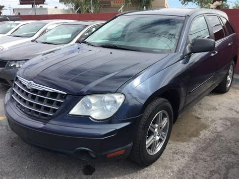 2008 chrysler pacifica touring for sale 2008 chrysler pacifica touring cars for sale