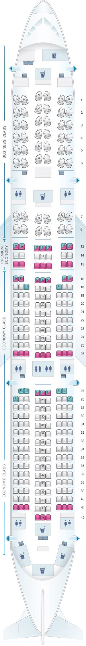 lufthansa airbus a380 seat map lufthansa a380 800 business class seat map