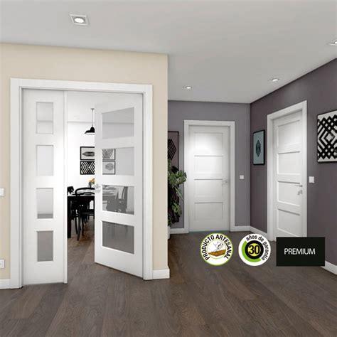 maras de ducha plegables puertas de interior de madera leroy merlin
