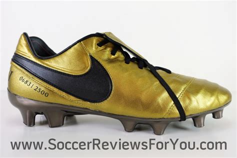 Nike Tiempo X nike tiempo legend 6 totti x roma review soccer reviews for you