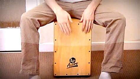 cajon grooves cajon grooves 3 patterns in 7 8 time youtube