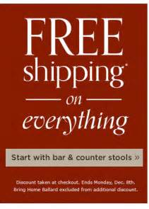 Ballard Design Free Shipping Coupon Ballard Designs Free Shipping Coupons Ballard Designs
