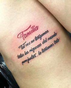 imagenes de frases de la vida tattoo frase familia donde la vida comienza y el amor nunca