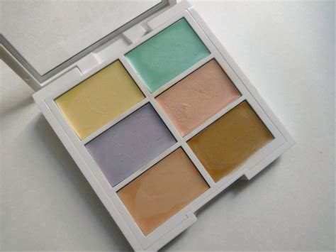 nyx color corrector nyx color correcting palette review