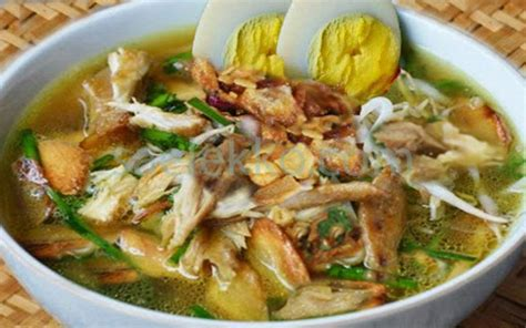Main Dish Chicken Recipes - top 5 foods that you have to try in indonesia eastasy