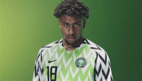 football world cup nigeria kit sells out in 20 minutes