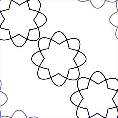 cara membuat outline di illustrator cara membuat pattern bunga pada adobe illustrator