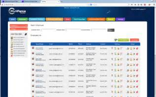 Workforce tracker is a powerful tool to help you manage your field
