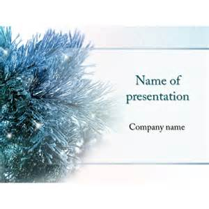 winter templates winter season powerpoint template background for