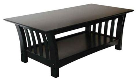 black coffee tables integral part of our lives modern