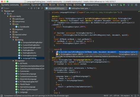 Themes Editor Java | jetbrains intellij idea java プラットフォームにおけるもっともインテリジェントな