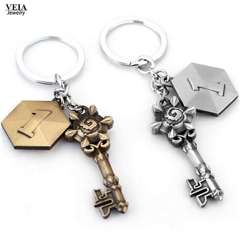 Keychain Besi Heroes Tipe 2 popular hearthstone gifts buy cheap hearthstone gifts lots from china hearthstone gifts
