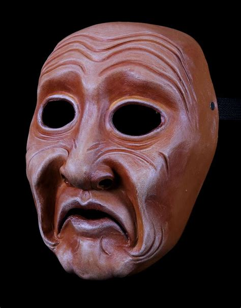 Character Mask character mask series 3 number 2 by theater masks