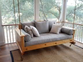 Lowcountry swing beds the daniel island daybed swing item lcs 001