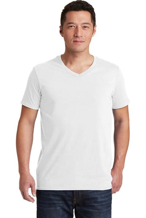 Zero Tshirt Gildan Softstyle gildan customizable softstyle v neck t shirt promo pros