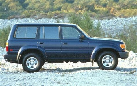 toyota land cruiser 1997 used 1997 toyota land cruiser pricing for sale edmunds