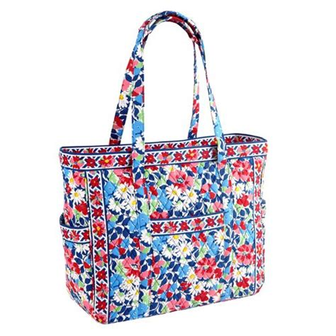 Vera Bradley Get Carried Away Tote In Summer Cottage 17 99 Vera Bradley Summer Cottage