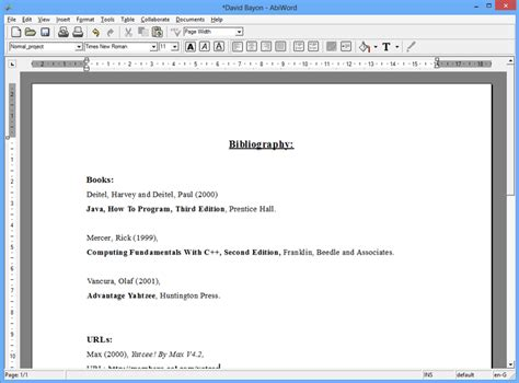 what s the best free word processor alternative to