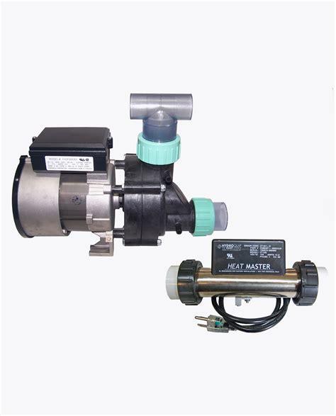 bathtub pump whirlpool bathtub jet pump heat master heater system combo with unions tee 1hp