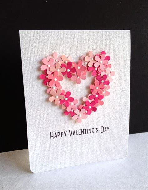 Handmade Valentines Day Card - 1013 best cards valentines and images on