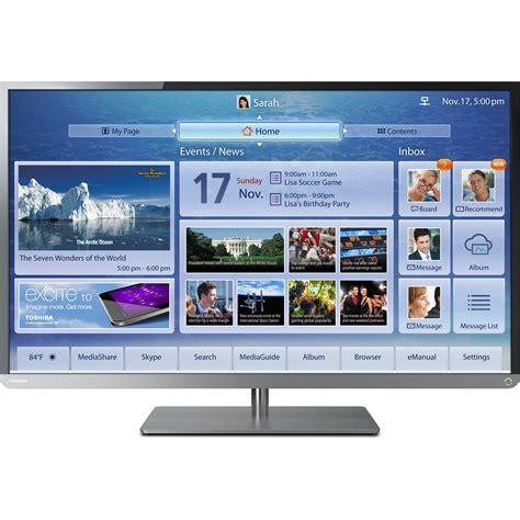 Tv Toshiba Februari Toshiba 50l4300u 50 Quot Class 1080p Cloud Led Tv 50l4300u B H