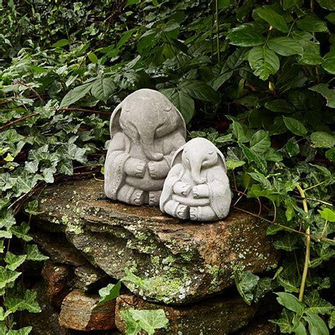 zen elephant garden sculpture zen garden praying