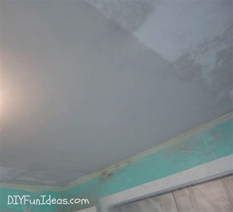 How To Fix Drywall Seams On Ceiling by How To Repair A In Your Ceiling Drywall