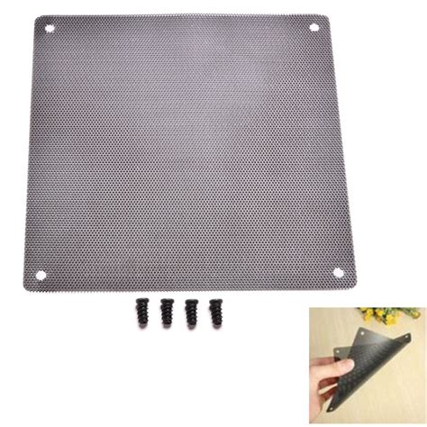 pc fan dust filter 1pc 14cm x 14cm cuttable computer cooling fan filter 140mm