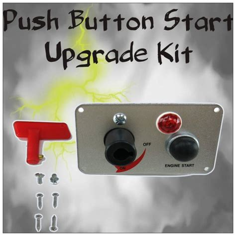 push button start and kill switch ignition bypass honda tech honda forum discussion universal push button start unit w kill switch 351 vintage car drag race jeep ebay