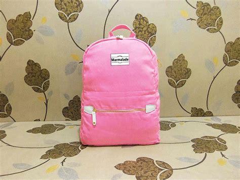 Tas Wanita Korea Style Qt1247 Pink tas ransel drama korea seolhyun orange marmalade blue shop kpop store