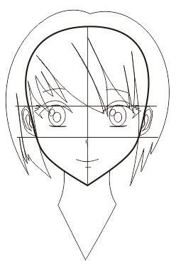 cara membuat blog anime rescue united cara membuat wajah anime atau manga dengan