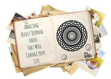 journal hacks amazing bullet journal hacks that will change your life