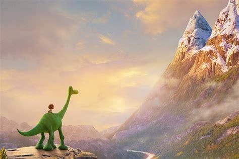 films over dinosaurus movie review the good dinosaur is pixar s first movie