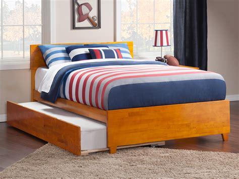 Orlando Matching Footboard Trundle Bed Atlantic Furniture Bed Frames Orlando
