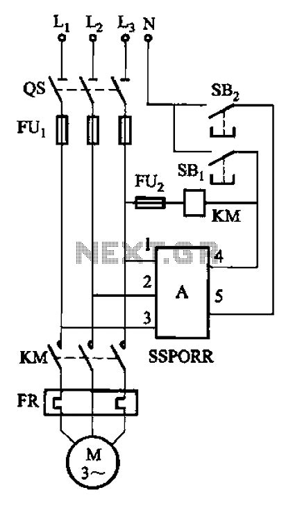 solid state relay wiring diagram wiring diagram