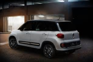Fiat 500 L Trekking 2017 Fiat 500l Drive Review L For Languid