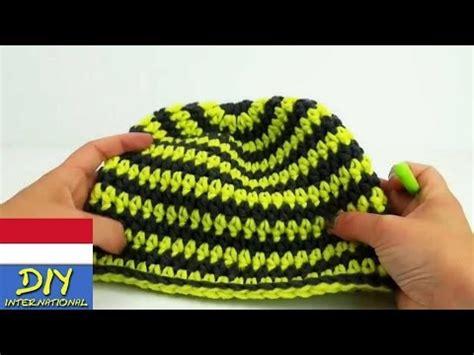 tutorial rajut kupluk download diy merajut topi dingin yang bagus dan hangat
