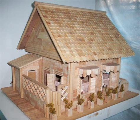 cara membuat rumah dari kardus dan stik es krim kerajinan tangan dari kertas koran bekas cara membuat