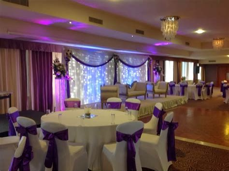 Enchanted Weddings & Events Bristol: Wedding stage