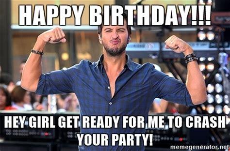 Luke Bryan Happy Birthday Meme - luke bryan happy birthday meme foto bugil bokep 2017