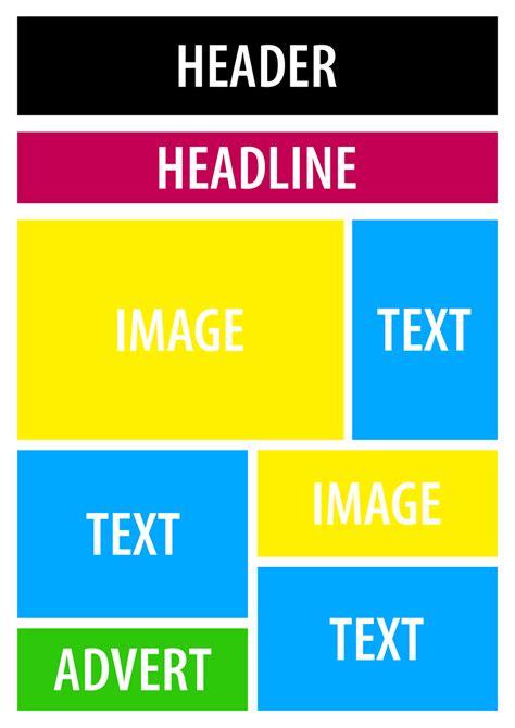 newspaper production newspaper layout ii