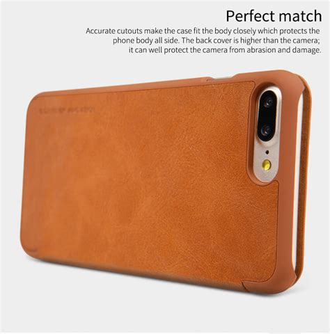 nillkin qin series leather case  apple iphone